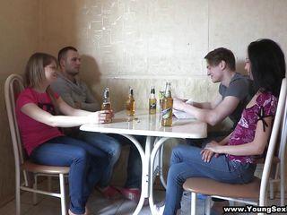 Порно вечеринки полностью