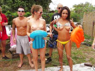 Вечеринки в стиле порно